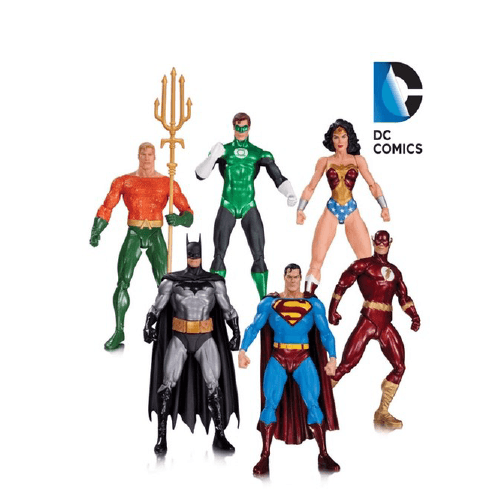 Super Heróis - DC Comics