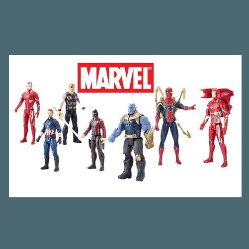 Bonecos - Marvel