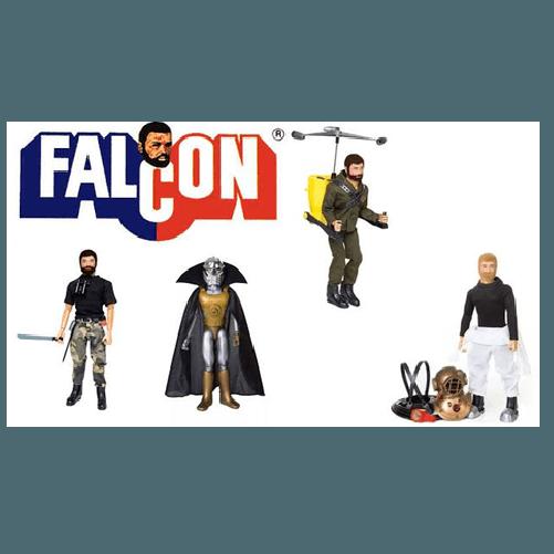 Boneco Falcon