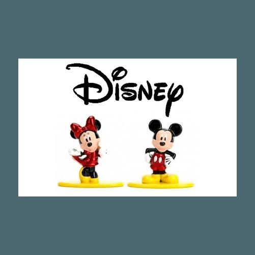 Miniaturas Mickey-Minie
